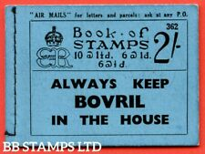 """Sg. Bc2. """" 2/- """". Edition Number 362. Edward Viii. A very fine example of B41403"""