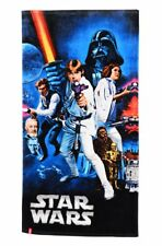 Star Wars A New Hope Poster Beach Towel