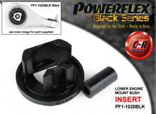 Alfa Romeo 4C (2013-) Powerflex Black Lower Engine Mount Bush Insert PF1-1020BLK