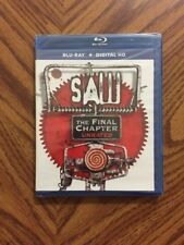 Saw: The Final Chapter (Blu-ray/DVD, 2011, 2-Disc Set, Includes Digital Copy)NEW