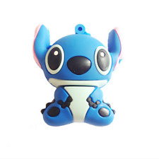 New Cute Stitch cartoon model USB2.0 8GB flash drive memory stick pen drive