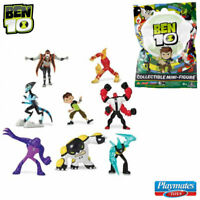 CN BEN 10 PLAYMATES TOYS MINI ACTION FIGURES COLLECT THEM ALL FULL SET 12 CHOOSE