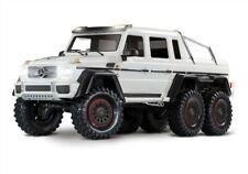 Traxxas TRX-6 1/10 6x6 Trail Crawler Truck w/Mercedes-Benz G 63 AMG Body (White)