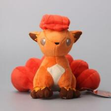 "Anime 7""/18cm Pokemon Center Vulpix Plush Doll Stuffed Soft Toy Kid Party Gift @"