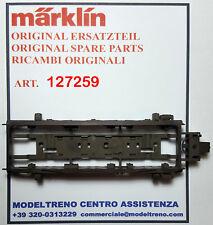 MARKLIN 127259 COPRICARRELLO  DREHGESTELLRAHMEN HINTEN 39501
