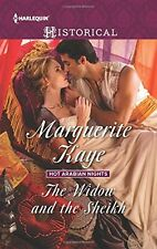 The Widow and the Sheikh (Hot Arabian Nights)