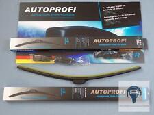 2 Aerodynamik Premium-Scheibenwischer vorne für alle PKW mit Wischer Länge 550mm