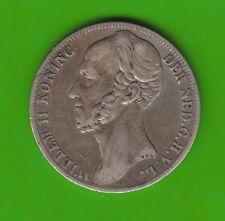Niederlande 1 Gulden 1847 nswleipzig