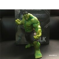 The Avengers Big Size Incredible Hulk Fine Art Statue PVC Action Figure Toys Kid