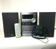 Sony CMT-NEZ30 Micro Hi-Fi Component System Remote AM Loop Antenna Tested-Works