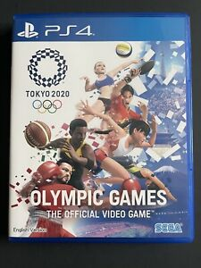 PS4 Tokyo 2020 Olympic The Official Video Game SEGA-ENGLISH VERSION