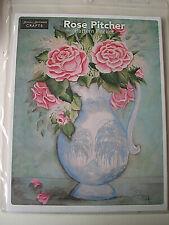 Donna dewberry Rose lanzador Pintura Patrón Flores de paquetes