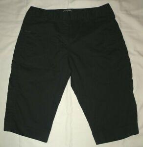 """Adidas"" ladies BLACK golf SHORTS, size 4"