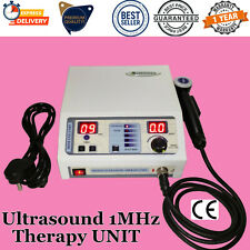 Home Use Ultrasound 1mhz Therapy Ultrasonic Pain Relief Pulse Physiotherapy Unit