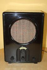 NORA RADIO V E 301W VE 301 VOLKSEMPÄNGER FUNKTIONSTÜCHTIGER ZUSTAND RESTAURIERT