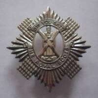 BRITISH ARMY CAP BADGE. THE ROYAL SCOTS. ( 8th. Volunteer Battalion ).