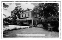 Mrs. Evans Tourist Home, Wadley, GA Postcard *223