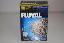 Aquarium Fluval Ammonia Remover 3 X 180g Packets