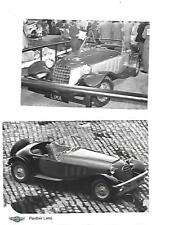 """Deux Panther Lima original Press photo """"sales brochure"""" One de 1976"""