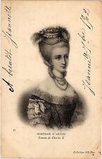 CPA Comtesse d'Artois-Femme de Charles X Royalty Nobelty (314754)