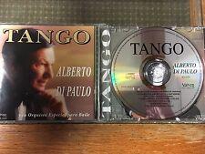 Alberto Di Paulo Y Su Orquestra Especial para Baile Tango CD Argentina press EX