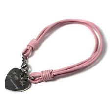 Ciondoli di bigiotteria con cuore rosa