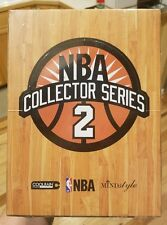 NBA COLLECTOR SERIES 2 MINDStyle CoolRain ATC Art Toy SEALED CASE Possible Chase