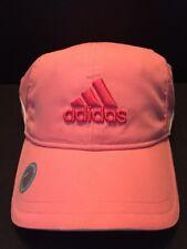 ADIDAS Women Fit Golf Tennis Running Hat UPF 50+ Flamingo NWT