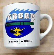 Mk 48 ADCAP Torpedo Coffee Cup