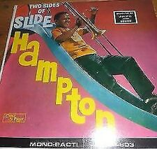 "Rare Jazz LP ""2 sides of Slid Hampton""  Charlie Parker records USA"