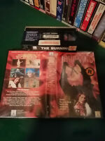 THE BURNING (1981) - Rare Collectible Thorn/EMI 1st Issue Horror Slasher on Vhs!