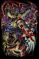 Women of Evil Dead Shirt Box Set Fright Rags Exclusive Xxxl Mondo Campbell Rami