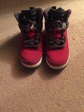 Jordan Spizike - Size 7 (GS) gym red