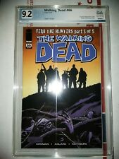 Walking Dead 66 Death Of Dale PGX 9.2 Cgc Cbcs