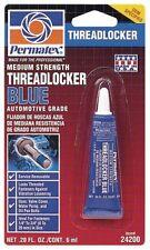 Permatex Thread Locker Medium Strength Blue Thread Locker 243 242