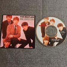 The Beatles  CD Single Card  Sleeve She Loves You / I'll Get You