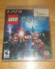 LEGO Harry Potter: Years 1-4 (PS3, 2010) COMPLETE & TESTED