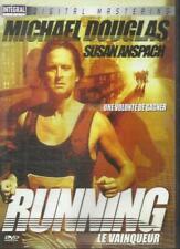 DVD   RUNNING  LE VAINQUEUR  (MICHAEL DOUGLAS/SUSAN ANSPACH)