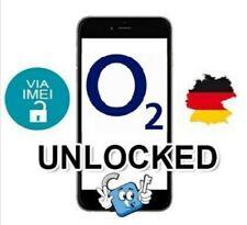 Liberar Unlock O2 Alemania GERMAN Deutsch iPhone 3,4,5,6,7,8,X,XR,Xs,Xs Max plus
