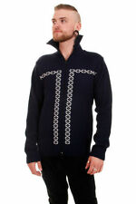 Unbranded Collared Medium Knit Jumpers & Cardigans for Men