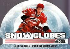 2011-12 Score Snow Globes #8 Jeff Skinner