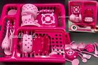Kitchen Play Pretend Toys Xmas Gift Dishes Cooking Set Play set Tableware Kids