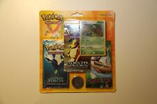 Pokémon blister SCEPTILE + ex Deoxys DELTA SPECIES invisibles Forces Booster SEALED