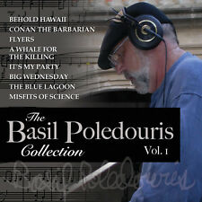 BASIL POLEDOURIS COL Vol 1 - 2CD ORIGINAL - LIMITED 2000 - BASIL POLEDOURIS