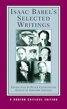 NEW Isaac Babel's Selected Writings (Norton Critical Editions) by Isaac Babel