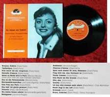 25cm LP Caterina Valente: So lieben wir Catrin! (Polydor J 73 540 HiFi) D 1963