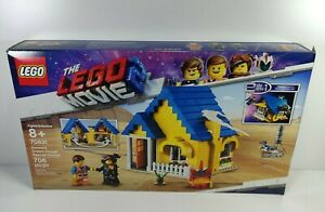 Lego Building Set 70831 Emmet's Dream House New Open Box