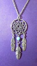 Türkis-Glück Modeschmuck-Halsketten