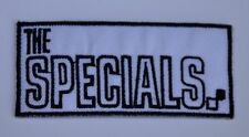 The Specials Two Tone Ska Iron On/Sew On Patch