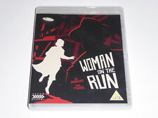 Woman On The Run - Ann Sheridan - GENUINE UK BLU-RAY + DVD SET - EXCEL CONDIT